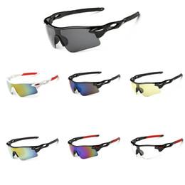 Открытый спорт велоспорт очки унисекс ветрозащитный Велоспорт солнцезащитные очки свет непромокаемый велосипед очки UV400 езда на велосипеде очки от Поставщики дешевые дизайнерские солнцезащитные очки