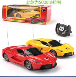 2019 caminhões de brinquedo vermelho Brinquedo do carro de controle remoto 2 novo controle remoto fabricante de carro crianças venda direta sem fio de carregamento do carro de controle remoto