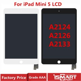 mini obiettivo ipad Sconti OEM LCD con touch per iPad Mini Display Touch Screen 5 LCD digitalizzatore Assembly per iPad Mini5 5a Gen A2133 A2124 A2125 A2126