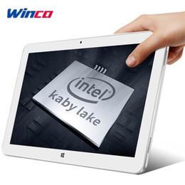 würfel tablet-fenster Rabatt Cube Mix Plus 2-in-1-Tablet-PC 10,6 '' IPS 1920x1080 Windows 10 Intel Kabylake 7Y30 Dual Core 4 GB RAM 128 GB Rom