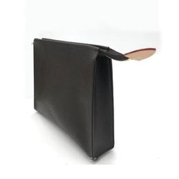 Frete grátis! Sacos de cosméticos Para As Mulheres 47542 Bolsas de Grife bolsas Dos Homens sacos de mulheres carteiras de Cosméticos saco Com CAIXA de Fornecedores de canetas de camuflagem