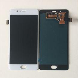 """accessori per telefoni cellulari Sconti Testato MSen per display LCD ZTE Nubia M2 NX551J da 5,5 """"+ Touch Panel Digitizer per ZTE Nubia M2 Assembly Lcd Display"""