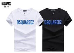2019 combinazioni lettere New Luxurys Brands D2 Canada Designers Felpe da uomo con cappuccio DSQ005 T-Shirt Italia Moda casual Autunno inverno manica lunga Felpa Hip-Hop DS2 combinazioni lettere economici