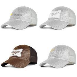 Men Unisex Adjustable Hamms-Beer-Pike-Breast-cance-Pong-Table-Baseball Cap Outdoor Flat Hats
