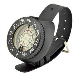 Водонепроницаемые часы под водой онлайн-Водонепроницаемые часы типа компас светящиеся подводные часы компас светящиеся