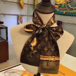 2019 blaue schals kaninchen auf lager Designer 100% Seide Kreuz Stirnband Mode Luxus Marke Elastische haarbänder Für Frauen Mädchen Retro Blumen Vogel Turban Headwraps frei