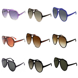 7081a07a60 Coating Oval Sunglasses Luxury brand Designer Eyewear Trendy Designer Road  Cycling Sunnies Round Frame Sunglasses Boutique De Lunette 10PCS