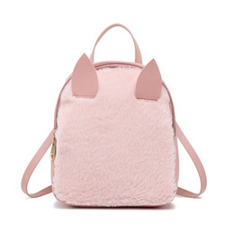 winter backpacks Coupons - Women Mini Backpack PU Leather Scheap Student Backpack  Girls Soild Color Autumn 990e9278c5c90