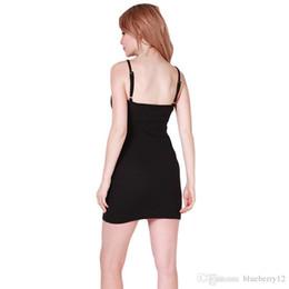 Moda Feminina Sexy Backless Vestidos Básicos Sem Mangas Magros Vestidos Vest Tanques Bodycon Vestido Strap Sólida Vestido de Festa de