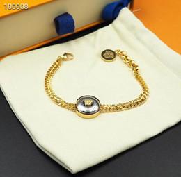 Bijoux de créateur Hommes Bracelets Acier au titane non sensibilisé Bracelet de tête Accessoires de bracelet de luxe pour femme 2019 ? partir de fabricateur