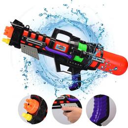 grandes pistolas de agua Rebajas Juguete de verano 44 CM de alta presión Pistolas de agua de gran capacidad Pistolas de agua de juguete Niños grandes Armas Niños Juegos de playa al aire libre Novedad Pistola pulverizadora