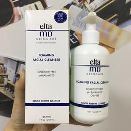 DHL gratuit Elta MD Nettoyant moussant pour le visage Skincare Crème nettoyante sans huile Senstivity-Free PH-Balanced sans 207 ml ? partir de fabricateur