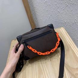 bolso multi bolsillo algodon Rebajas ysiykiy nuevos clásicos de diseño de buzones bolsas bolsa de hombro de las mujeres Crossbody Bolso del diseñador mini bolso con la caja