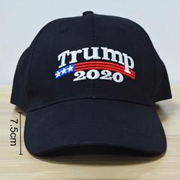 Berretto da Baseball Baseball Ricamo Trump 2020 Caps Breathable Baseball Sport Hat 3 Colori Republican Berretto da baseball DH0510 da parrucche per i colori delle donne fornitori