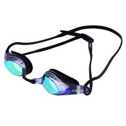 Occhialini da nuoto anti-appannamento occhiali da nuoto per donna cheap waterproof swimwear women da le donne impermeabili dello swimwear fornitori