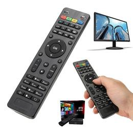 receptor de satélite dbb usb Desconto Substituição de TV caixa de controlo remoto Para Mag254 Mag322 Controlador Para Mag 254 255 260 250 261 270 IPTV TV para Set-Top-Box Atacado