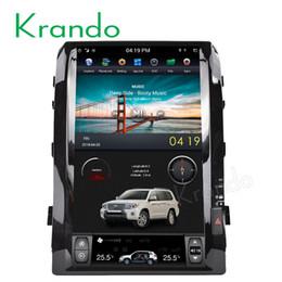 toyota land kreuzer bildschirm Rabatt Krando Auto Android 6.0 16