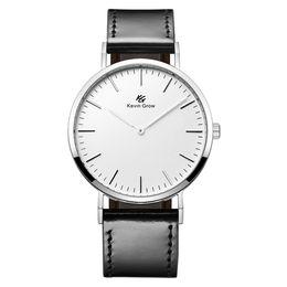 Marcas de relógio de pulso japonês on-line-New amantes chegada relógios de pulso japonês movimento de quartzo relógio de forma Kevin Grow KG marca pulso