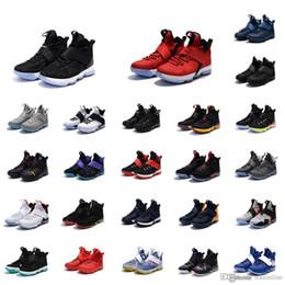 release date 3f2dc f7e72 lebron schuhe zu verkaufen Rabatt Günstige Mens Was die lebron 14  Basketballschuhe Agimat Zurück zu Zukunft