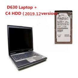 computadores automotivos Desconto Professional 2.019,12 recém versão MB Estrela C4 Software HDD Win7 320G para Mercedes para diagnóstico benz com D630 PORTÁTIL