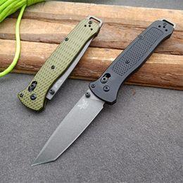 2019 melhor faca para camping caminhadas Bancada BM 537GY AXIS Folding Knife Outdoor Camping EDC 940 781 535 BM485 C81 3300 417 C41 Butterfly Knife