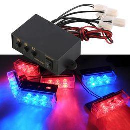 Führte notlichtregler online-6 Möglichkeiten LED Strobe Light 3 Blinkmodi Controller Flash Light Lampe Notfall blinkende Controller Box 12V für Auto Motorrad