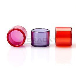 2019 gafas rojas rubí Nuevo inserto de rubí Beracky con insertos de rubí de color rojo púrpura anaranjado de 19 mm para bordes biselados Cuarzo Banger Nails Glass Water Bongs Dab Rigs gafas rojas rubí baratos
