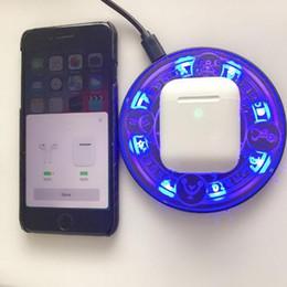 Top Air Pods Generation 2 с чипом H1 Беспроводная зарядка Bluetooth наушники наушники наушники наушники Гарнитура от