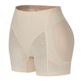 2019 neue Beute Hip Enhancer Invisible Lift Butt Lifter Former Polster Panty Push-Up Bottom Boyshorts Sexy Shapewear Höschen von Fabrikanten