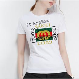 Camisa feminina clássica de colarinho branco on-line-2019 novo algodão clássico moda casual mulheres manga curta T-shirt gola redonda manga curta t-shirt branca tendência das mulheres top cor sólida