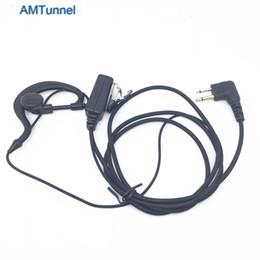 auriculares pola motorola Rebajas Auriculares PTT grandes para motorola gp2000, gp2100, gp300, gp308, gp68, gp88, gp88s, gp350 walkie talkie