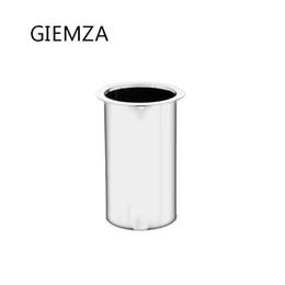 suporte de vaso alto Desconto Vaso de Flores de Aço Inoxidável de Altura GIEMZA ou Piso de Metal Vaso De Flor Grande 1 pc Titular Decoração Rodada Metálico Cinza Vasos suporte