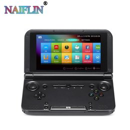 Console portátil gb on-line-Original GPD XD Plus 5 polegada Android 7.0 Handheld Gaming Laptop Mini Game Console 4 GB / 32 GB Jogo Tablet PC