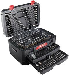 NEW HUSKY Driver Mechanics Ensemble d'outils à main - Embouts, douilles, atelier professionnel ? partir de fabricateur