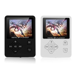 mp3 digital player 2gb Coupons - Black White Digital MP3 Player 1.8 Inches TFT LCD screen light weight Music Player Lossless Audio Video Support FM Radio Voice