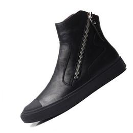 691de0e88d zapatos de los hombres oxfords zapatos de cuero genuino Rebajas Botas de  herramientas retro para hombre