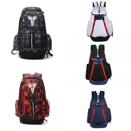 new backpack brands Promo Codes - 2019 Brand New Mens Basketball Backpack Men Women High Quality Sport Outdoor Bags Large Backpack Designer School Bags