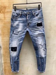 bandera americana hombres capris Rebajas Pantalones de hombre Ajustados casual última explosión moda moda hombre jeans ajustados para trueame