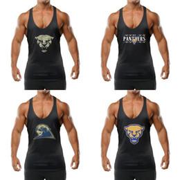 2019 costume de super héros Ventilation des hommes Débardeur de Nice T-shirt manches Pitt camouflage logo Panthers de football de base Lettrage fumée drapeau Mesh USA Cocotier