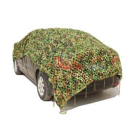 2019 tenda da campeggio auto anopie posti auto coperto tetto auto garage tenda tenda tettoia tettoia camuffamento netto caccia esterna campeggio militare fotografia giungla ne ...