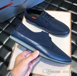 Zapatillas de deporte de los royaums online-2019 Nueva caja de zapatos original Moda Medio superior Royaums Marca Zapatillas de deporte para hombre Zapatos casuales de cuero multicolor Envío gratis
