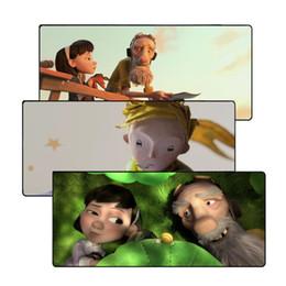 Babaite Маленький принц аниме Силиконовый большой / маленький коврик для мыши скорость игры / версия управления большой игровой коврик для мыши от Поставщики чудо супергероя подарки