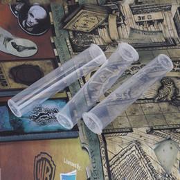 Tapa plástica online-2019 superventas FLIP CAP TUBOS DE PLÁSTICO tubos de plástico para el tanque 510 Vape Wholesale vape cartucho Utilizado para almacenar cualquier cartucho de aceite grueso