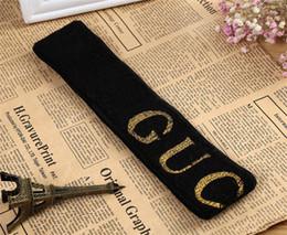 cadono accessori per i capelli neri Sconti Sciarpa delle donne di vendita calda 2019 Echarpes Foulards Cachecol Fascia elastica Hotband per capelli per uomini e donne