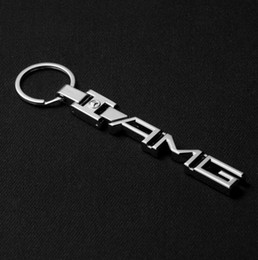 Оптовая 10 шт./лот Mercedes benz стайлинга автомобилей 3D автомобилей логотип брелок брелок брелок кольца металлический щит авто подвеска для Mercedes amg от Поставщики mercedes logo оптом