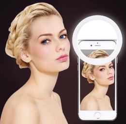 кольцевая скорость Скидка Новые прибытия USB заряд Selfie портативный Flash камеры телефон фотографии кольцо повышения фотографии для телефона смартфон
