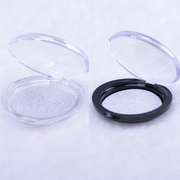Prezzo in plastica poco costoso online-Cofanetto tondo ciglia finte scatola di imballaggio casse finte scatola di plastica ciglia finte ciglia finte