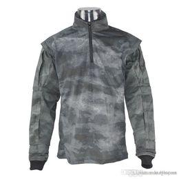 2747 taktische Jacke Jagdcamping Camo Armee Verschleißfestes Hemd von Fabrikanten