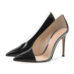 обувь на день Скидка Горячие знакомства платье сексуальный острым носом туфли на высоком каблуке туфли на тонких каблуках туфли ну вечеринку свадебные туфли новый стиль обуви