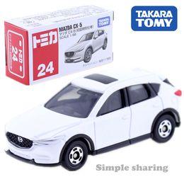 2019 mazda fahrzeuge TOMICA No. 24 Mazda CX5 1. Maßstab 1:66 Weiß JAPAN Takara Tomy AUTO AUTO Motors Fahrzeug Diecast Metallmodell neu günstig mazda fahrzeuge